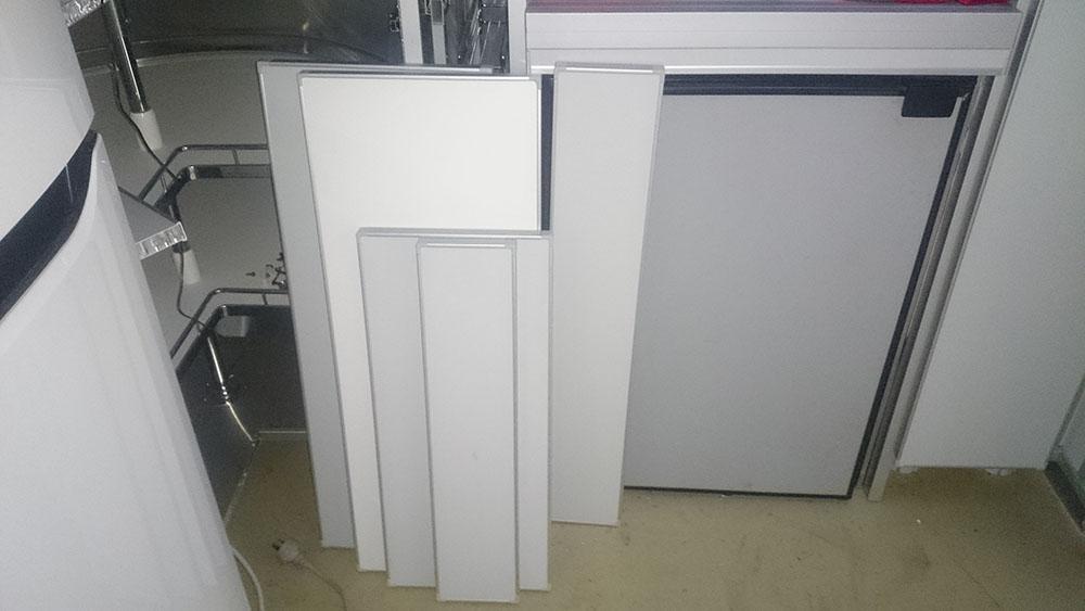 Door With Trim