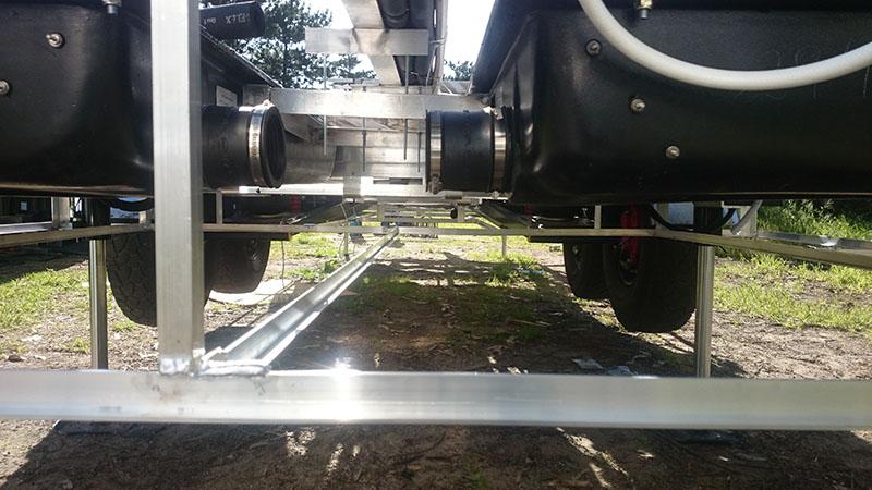 Finished Underbelly Frame