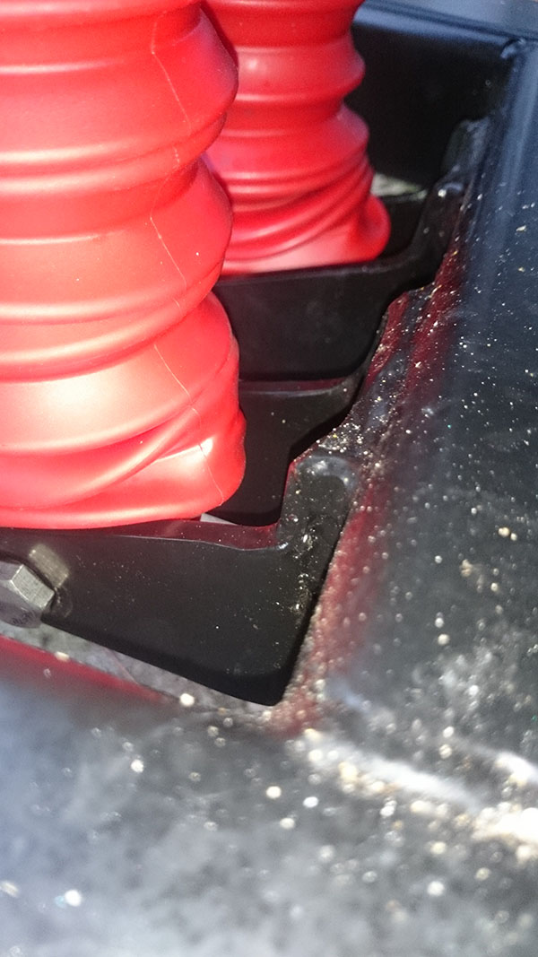 Shock Lower Boot