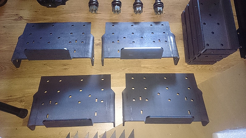 Suspension Hanger Parts