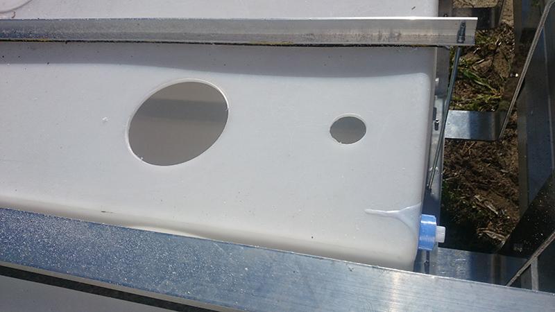 Tank Holes