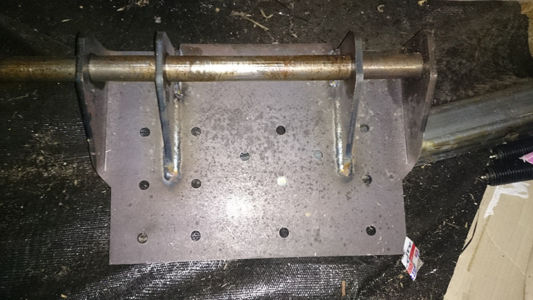 Suspension Hanger Welded