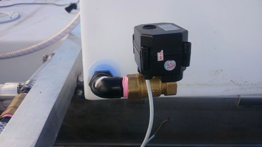Tank Outlet Valve