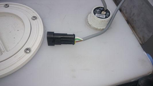 Tank Sender Plug