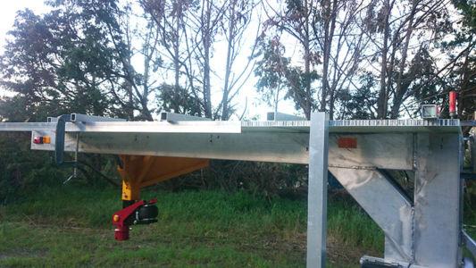 Underfloor Frame Outrigger