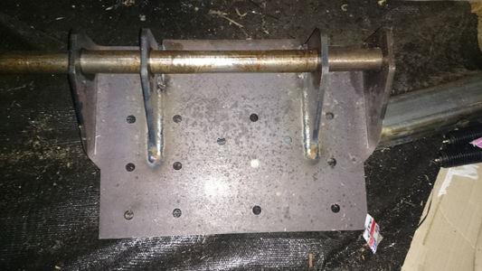 Suspension Hanger Welded