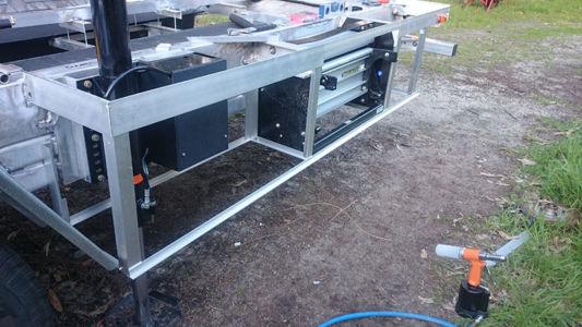 Underfloor Frame Rear1